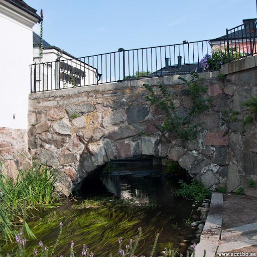 Kvarnbron vid Kvarnholmen, Uppsala