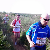 1 Carrera de Montaa Villa de Jvea (19-Marzo-2010)