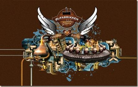 Olfabrikken design