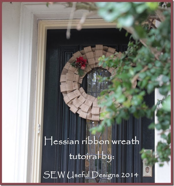 Wreath outdoor 2 writing