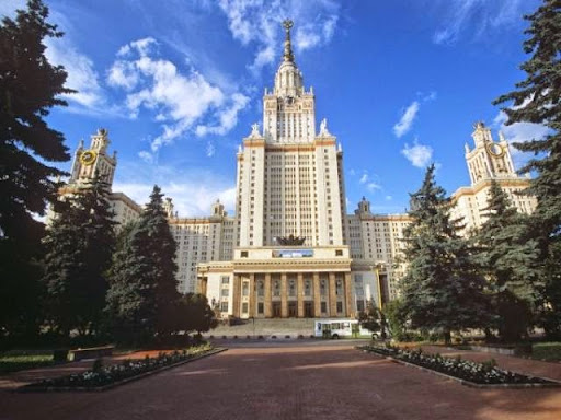 Universidad Estatal de Moscú, Rusia