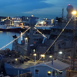 icelandic navy vessels in reykjavik in Reykjavik, Hofuoborgarsvaeoi, Iceland