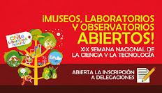 Museos, Laboratorios y Observatorios Abiertos 2013