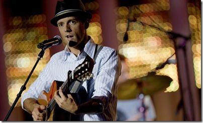 Jason Mraz - 2009 - Gratitude Cafe Tour at PNC Arts Center in Holmdel, NJ