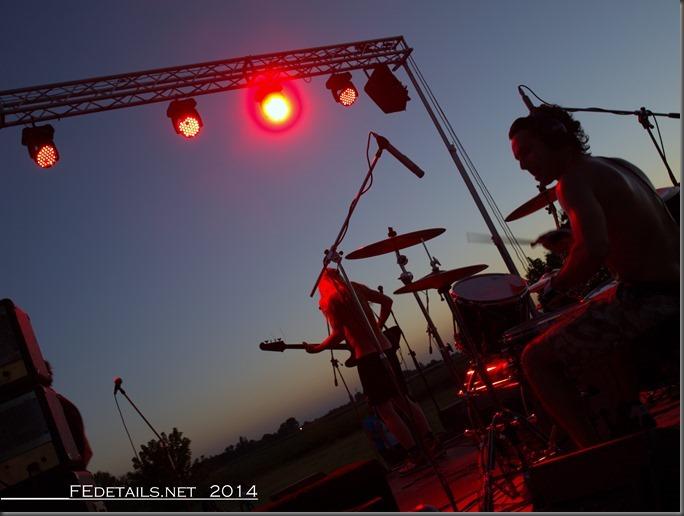Sangio in Rock 2014, Aguscello, Ferrara