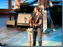 9867 Nashville, Tennessee - Grand Ole Opry radio show - Josh Turner