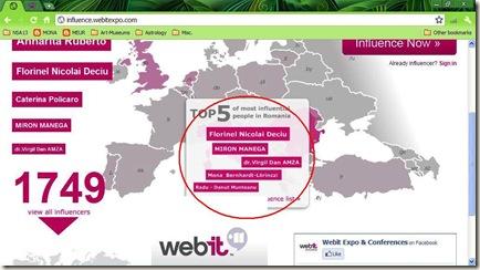02 Romania Top 5 Webit 2011