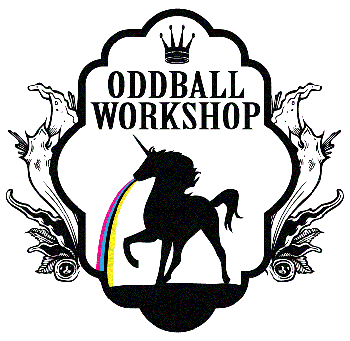 Oddball Workshop logo