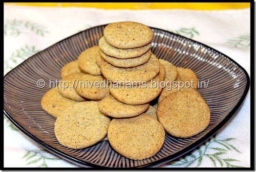 Lemon Clove Cookies - IMG_3656