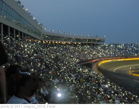 NASCAR Sprint All-Star Race at Charlotte Motor Speedway Notes & Entry