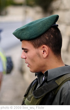 'Israeli soldiers' photo (c) 2009, llee_wu - license: http://creativecommons.org/licenses/by-nd/2.0/