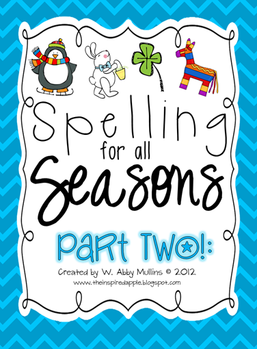 SpellingForAllSeasons_PartTWO