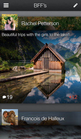 Googleplus screen