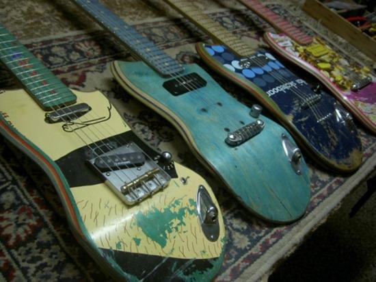 Guitarra de skate 01