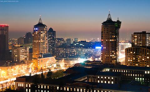 Вечірній Київ