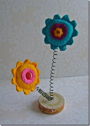 bloemen-staand
