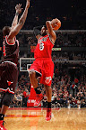 lebron james nba 130221 mia at chi 02 LeBron Debuts Prism Xs As Miami Heat Win 13th Straight