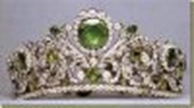 Tiara de esmeralda de Eugenia de Montijo