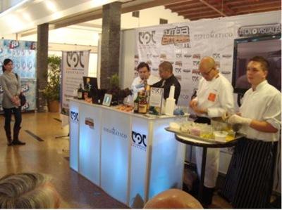TNT Cocktails en Andes Gastronómicos