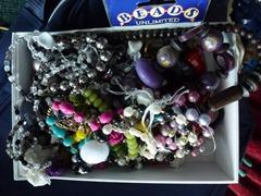 box of beads