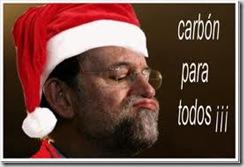 rajoy navideño