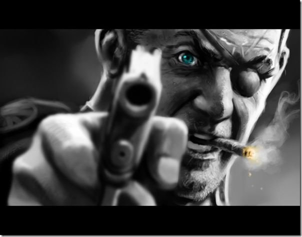 Nick Fury,Nicholas Joseph,Samuel L. Jackson, David Hasselhoff (7)
