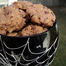 Chocolate Chip Oaties (Cookies)