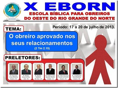 X EBORN_2013