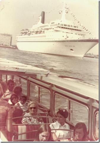 Boat trip at Amsterdam
