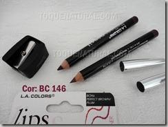 La Colors Kit 2 Lapis Labial   Apontador - Cor BC146