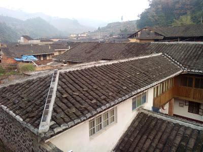 福建旅遊 - 南靖塔下村的清晨