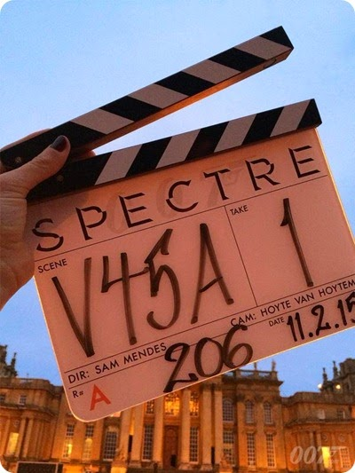 007 Spectre Shooting Stills 2