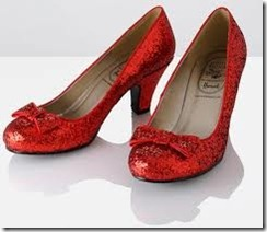 Rubi 'The Wizard of Oz' Shoes