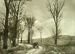 Hugo Henneberg - Sur la Route - 1897