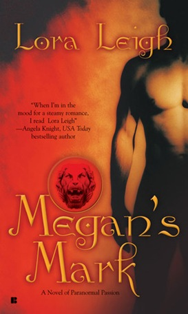 lora leigh - megan&#39;s mark
