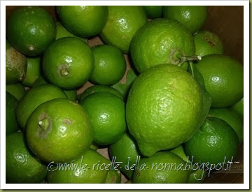 Limoncino con limone verdello di Sicilia (1)