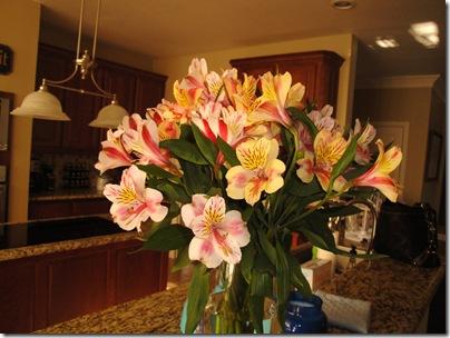 7.  Anniversary flowers