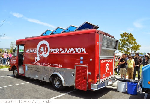 'Asian Persuasion Food Track' photo (c) 2012, Mike Avila - license: http://creativecommons.org/licenses/by/2.0/