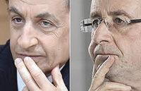 Sarkozy-e-Hollande