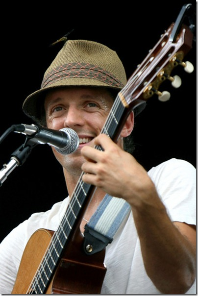 Jason Mraz - 2008 - Fuji Rock Festival Day 3