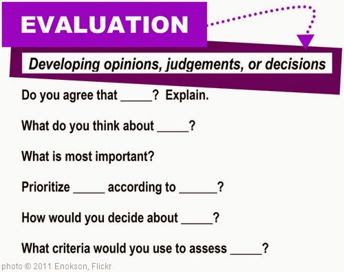 'Evaluation [critical thinking skills]' photo (c) 2011, Enokson - license: https://creativecommons.org/licenses/by/2.0/