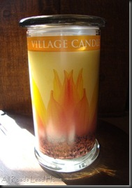 VC Radiance Review Candle