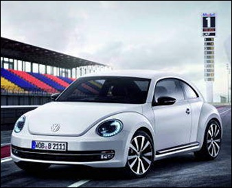 Volkswagen Beetle 1.2 TSI wallpaer