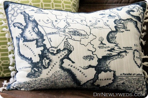 nautical-map-pillow