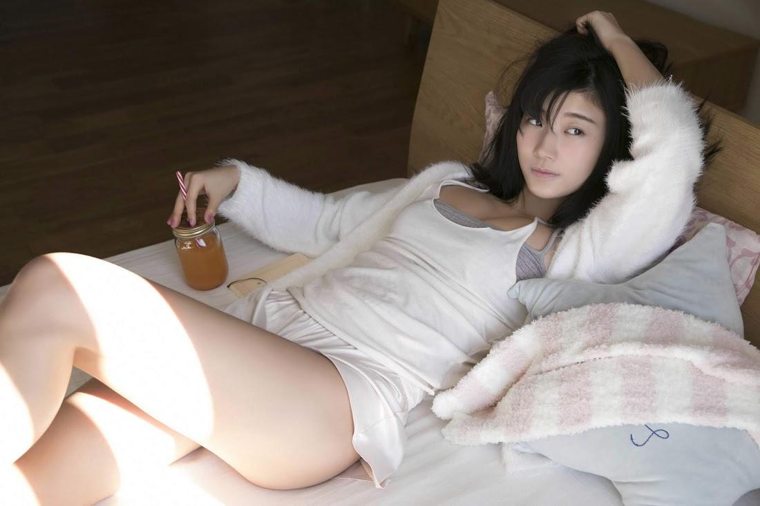 galler201753 [YS-Web] 2018-07-25 Vol.811 Yuka Ogura 小倉優香 「女神降臨」1st week