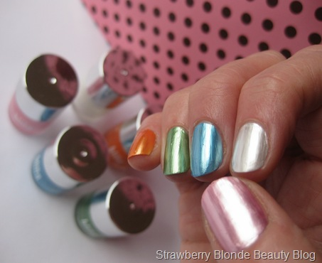 MyFace Lil Bling Nail Polish Swatches (5)