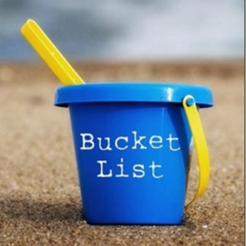 My Bucket List Trip