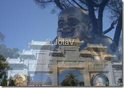 Colagem de fotos criada no Picasa