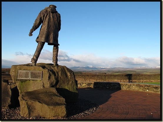 The David Stirling Memorial