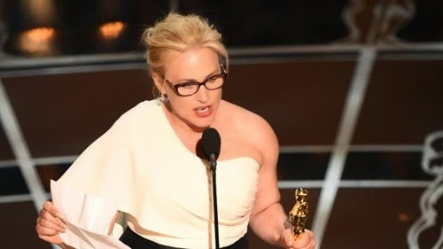 patricia arquette speech
